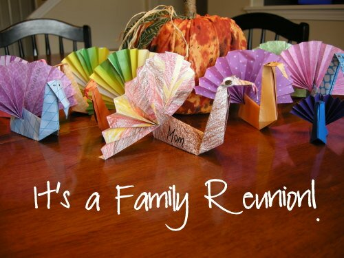 Diy Origami Turkey For Kids No Need For Origami Paper Creative